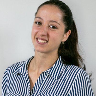 Business portrait of Eva Pardi