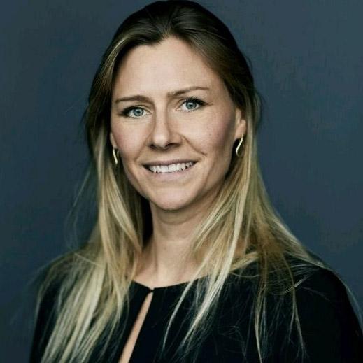 Portrait of Anne Kristine Schwartzbach