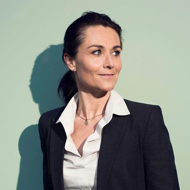 Portrait of Camilla Treschow Schrøder
