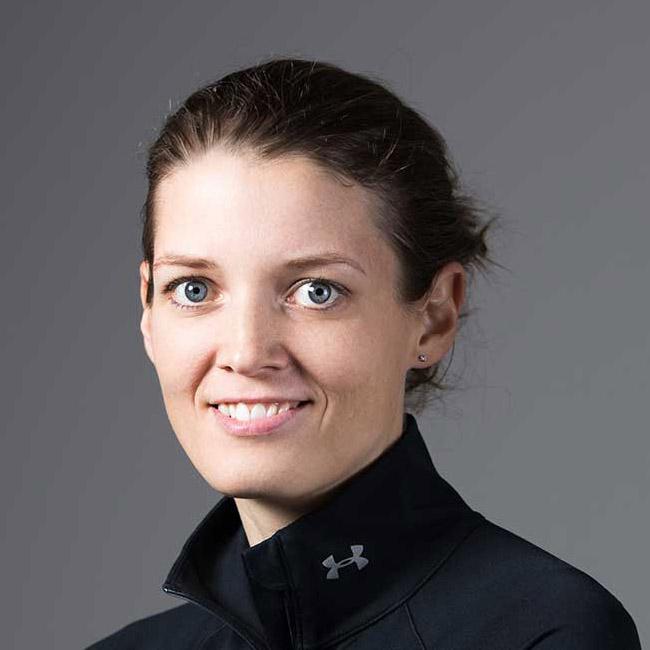 Portrait of Mette Lykke