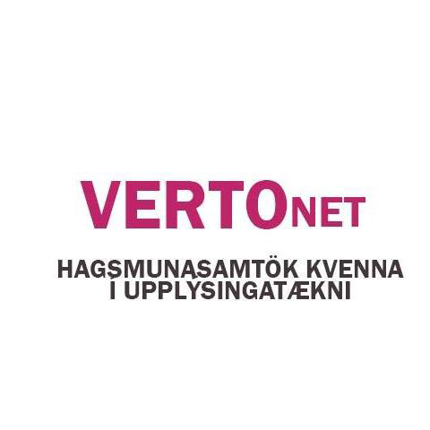 Vertonet Society of Women in IT logo